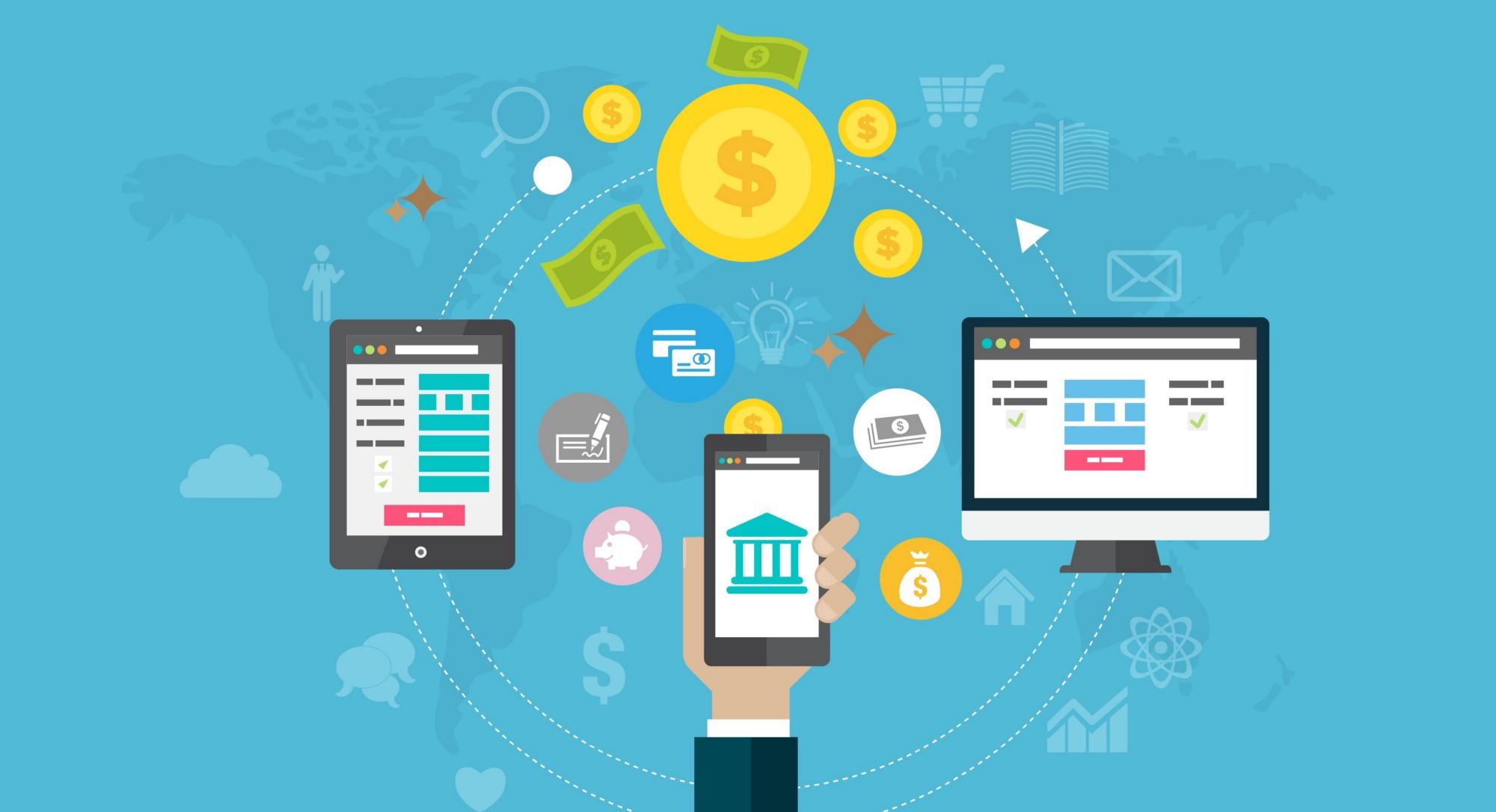 La banca digital avanza a pasos agigantados
