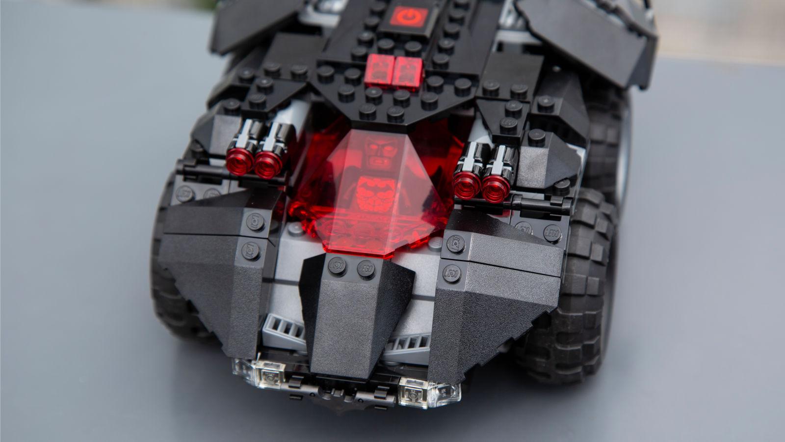 Queremos el Batimóvil de LEGO