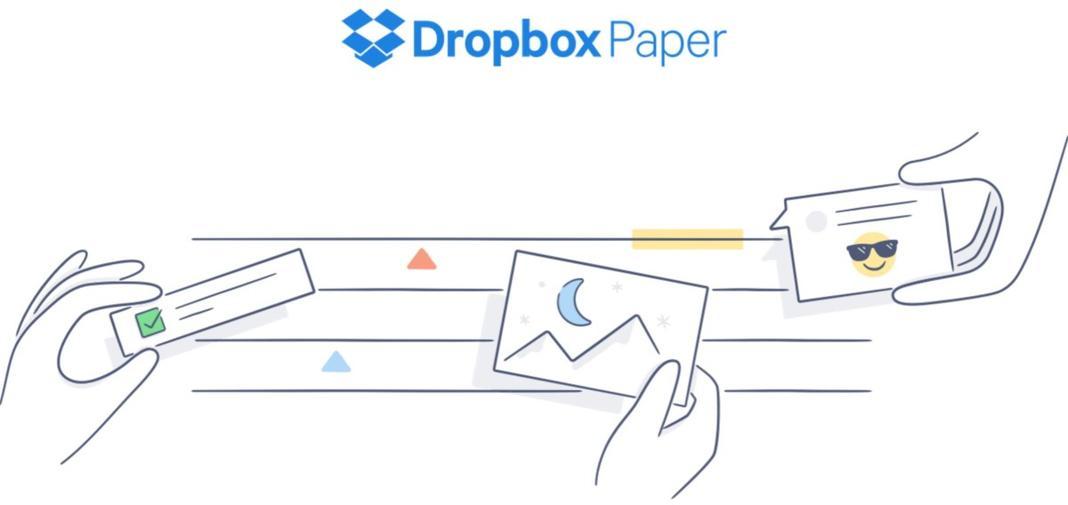 Paper, de Dropbox