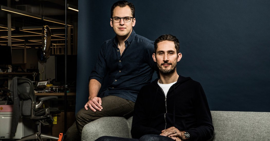 Los fundadores de Instagram abandonan Facebook
