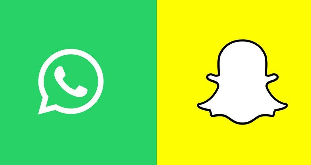 WhatsApp podría hacer desaparecer a Snapchat