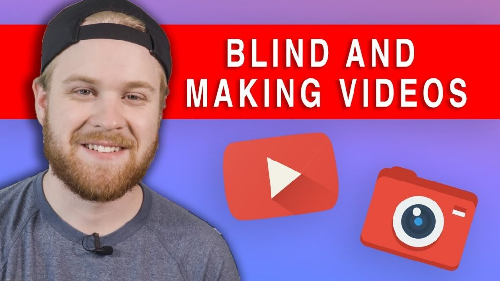 YouTube para ciegos