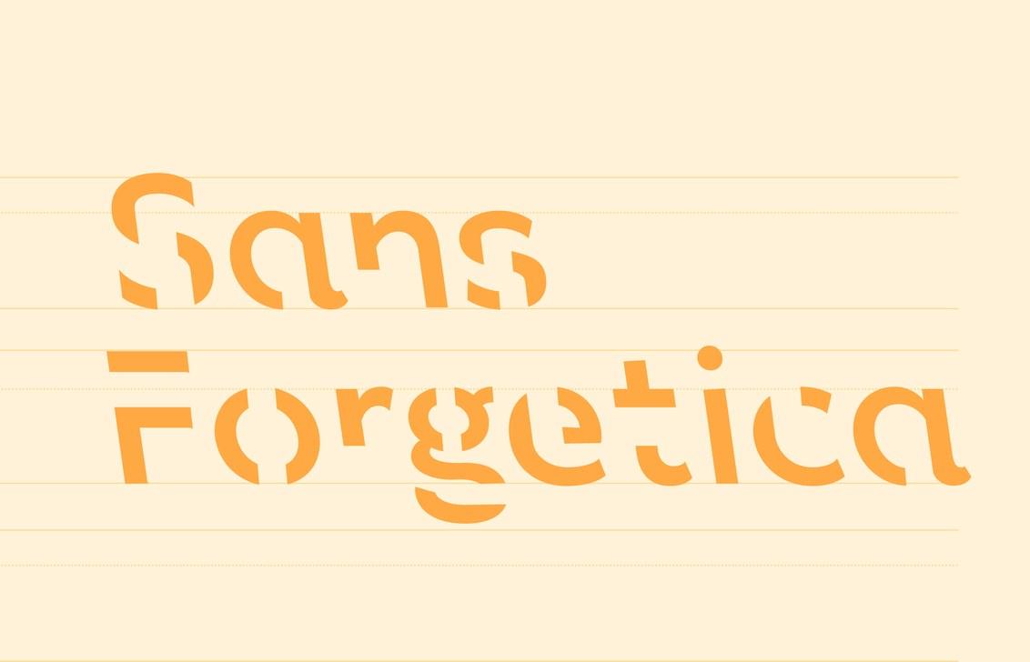 Una tipografía para recordar