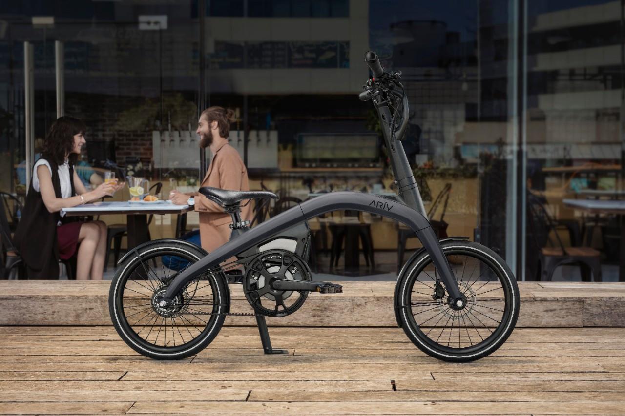 Las bicicletas eléctricas conectadas