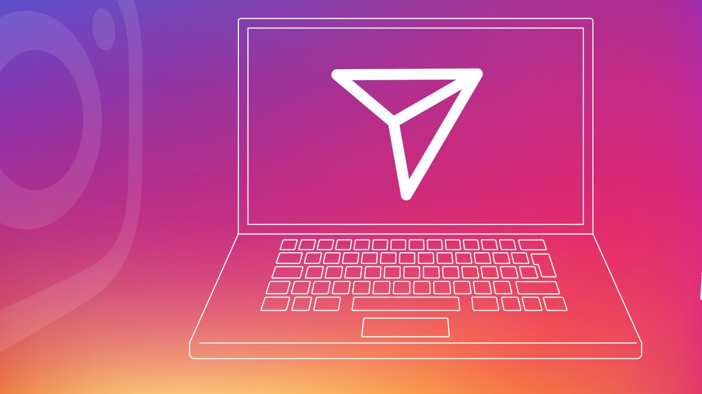 Instagram avanza en la versión web para mensajes directos