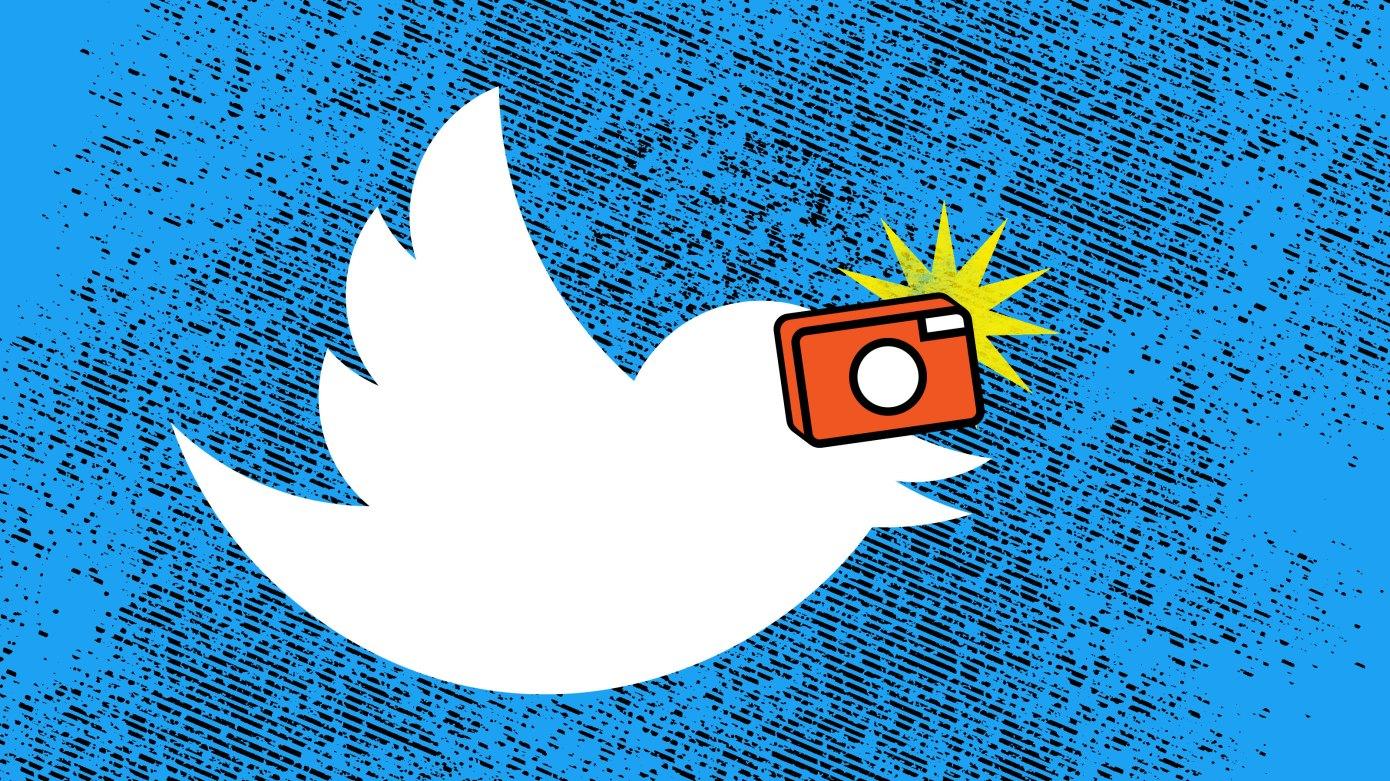 Twitter lanza una nueva función de cámara: ¿TwitSnap?