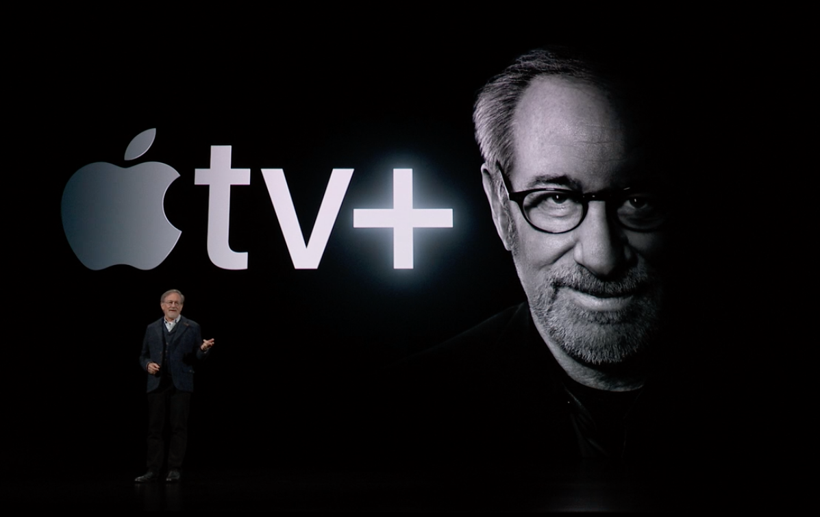 Apple revela su servicio de streaming: Apple TV+