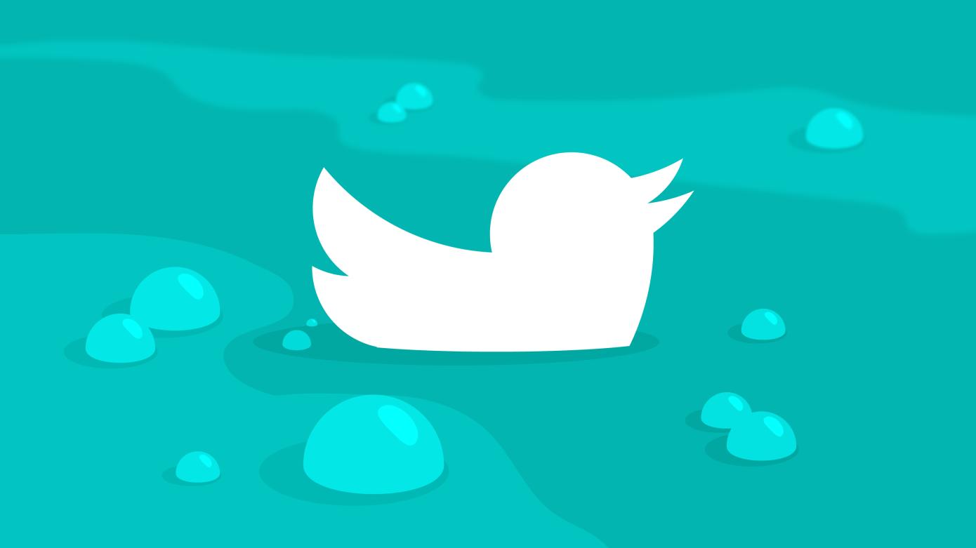 Twitter limita la cantidad de cuentas que se puede seguir por día para reducir el spam