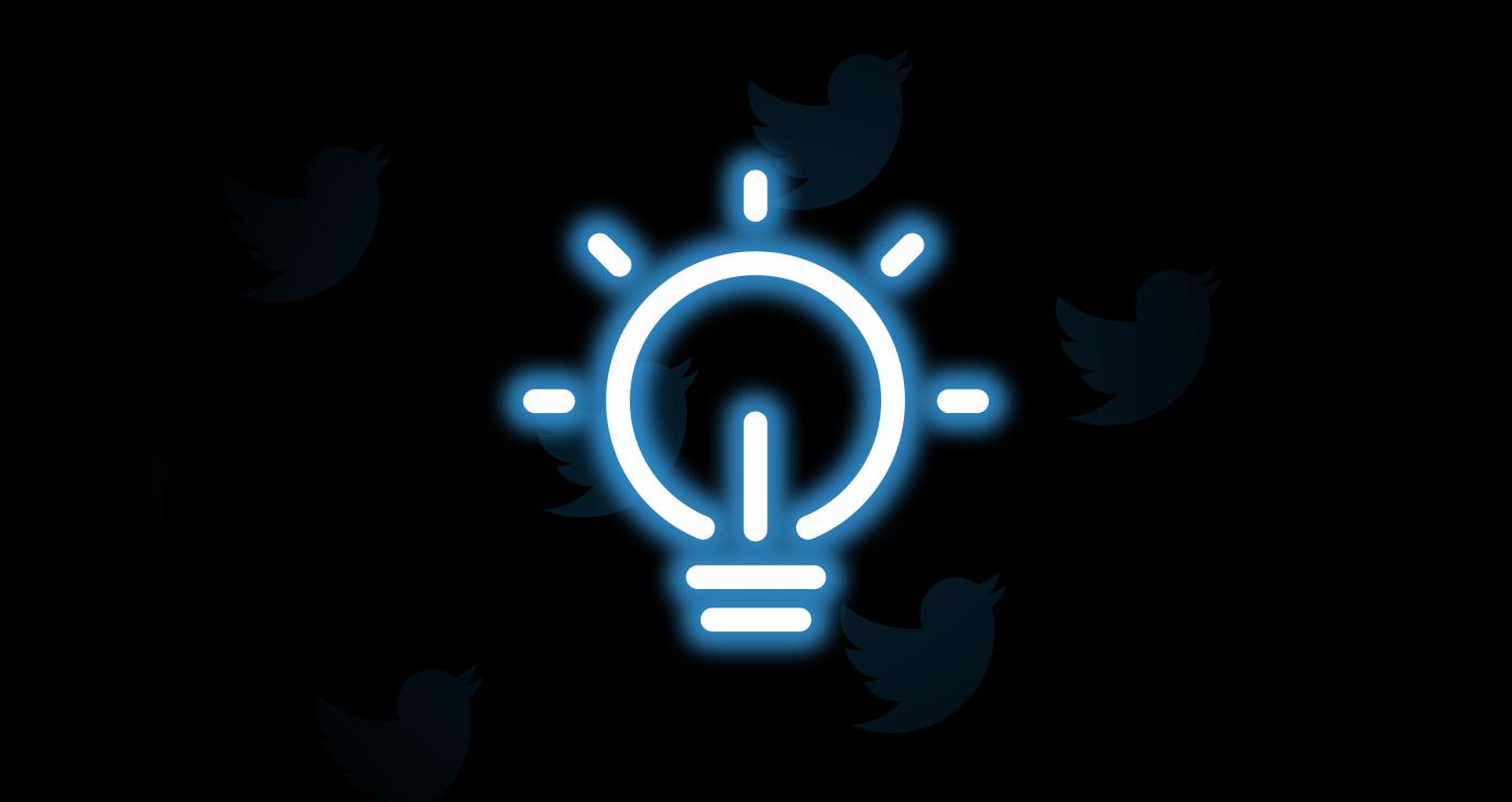 """Twitter presenta la opción """"Lights Out"""" de ahorro de batería"""