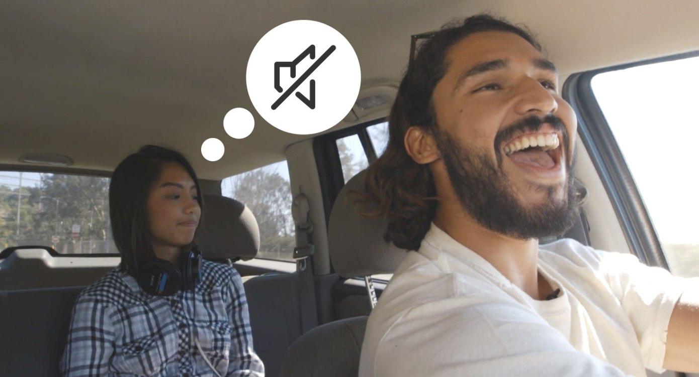 Uber Black lanza el modo de conductor silencioso