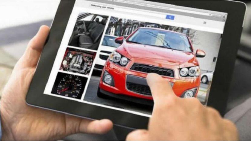 El futuro de la compra de autos está en línea