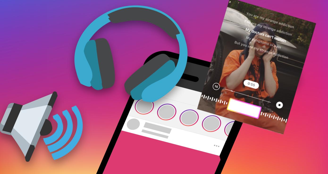 Instagram desafia a TikTok con letras para karaoke en sus historias