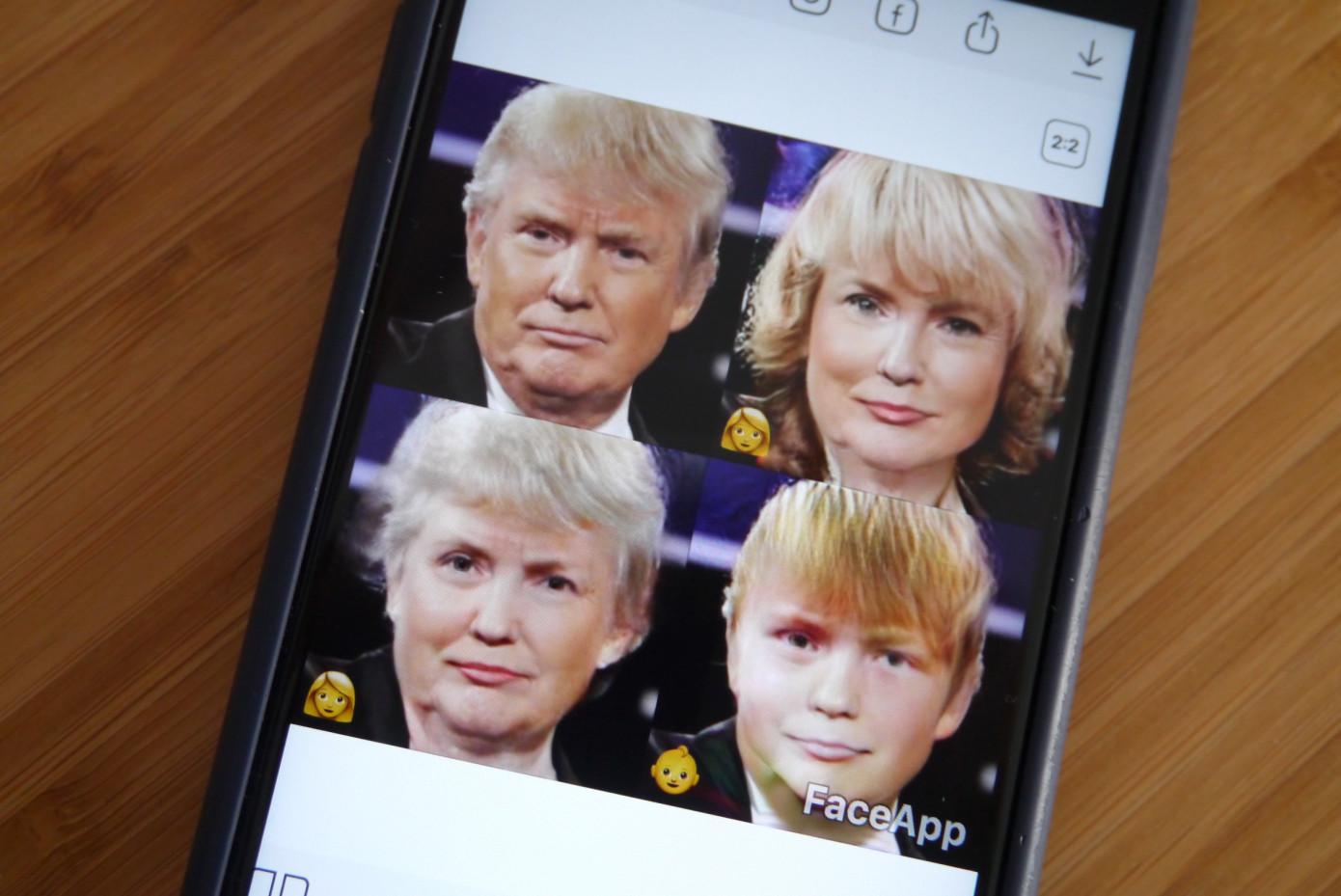 El editor de fotos, FaceApp, se vuelve viral en iOS y plantea preguntas sobre el acceso a la biblioteca de fotos
