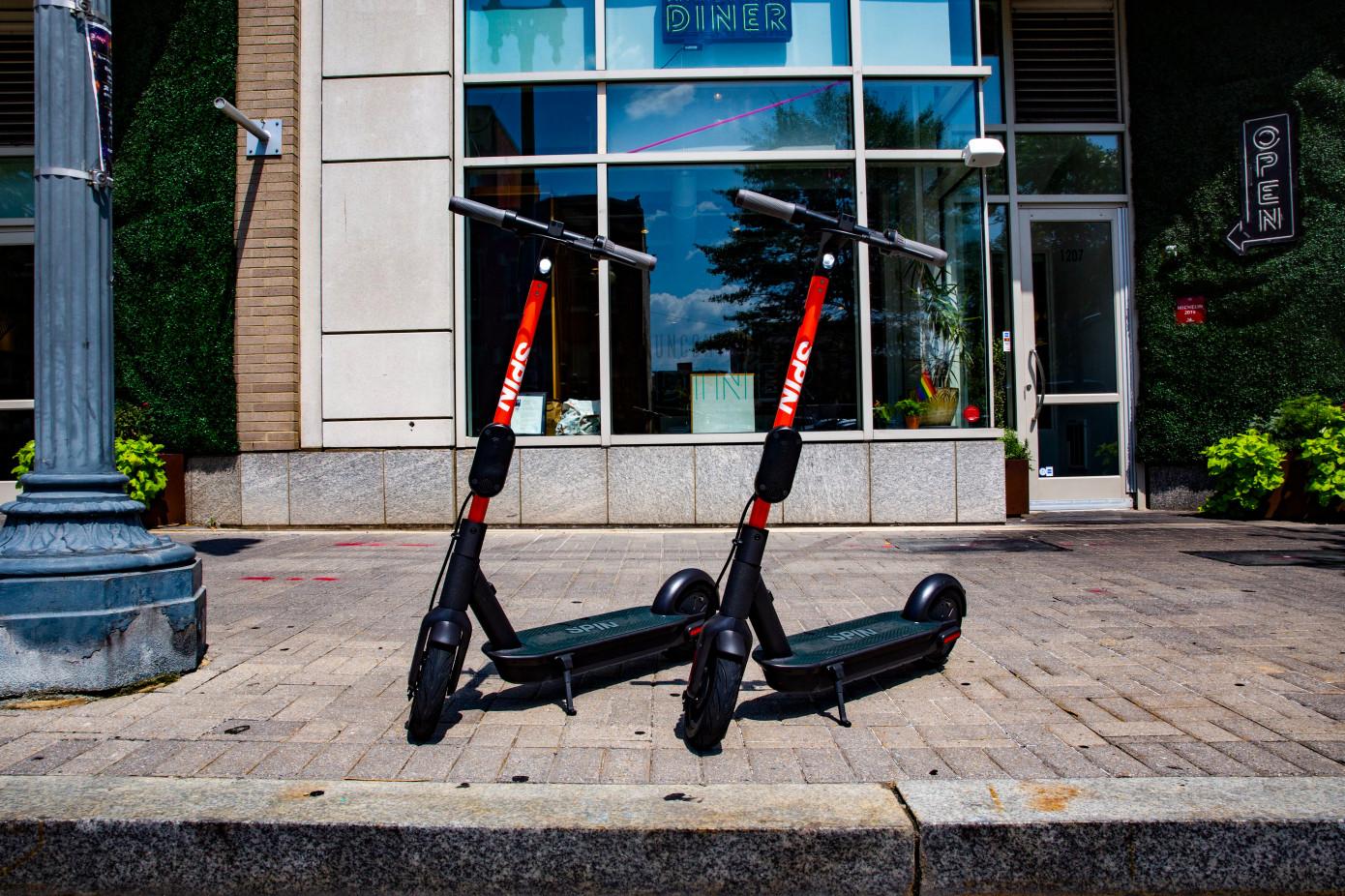 Spin, propiedad de Ford, está trayendo un scooter eléctrico más resistente a docenas de ciudades