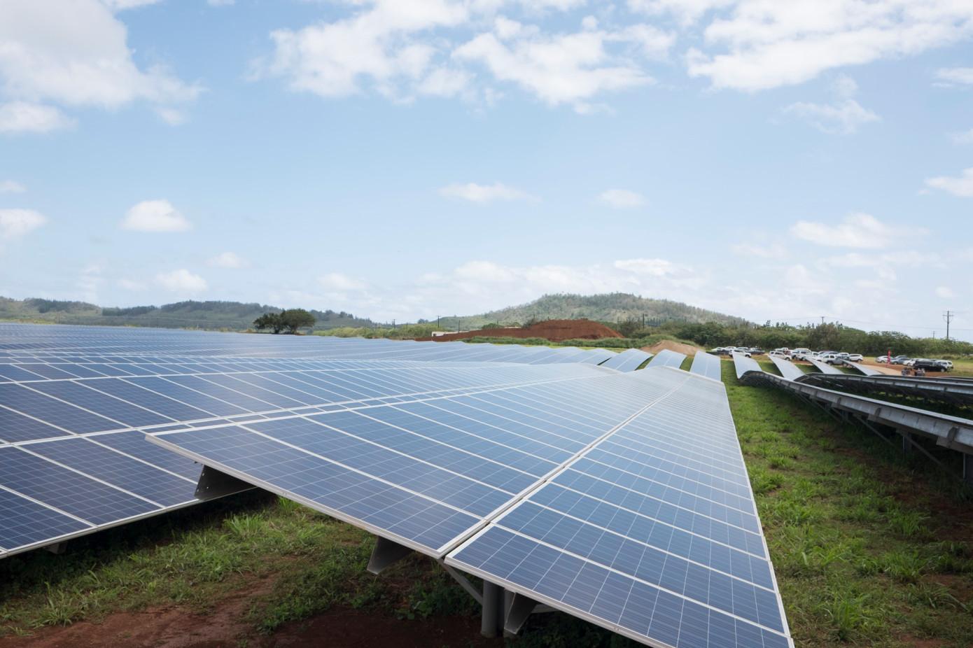 Apple lidera el uso corporativo de energía solar estadounidense