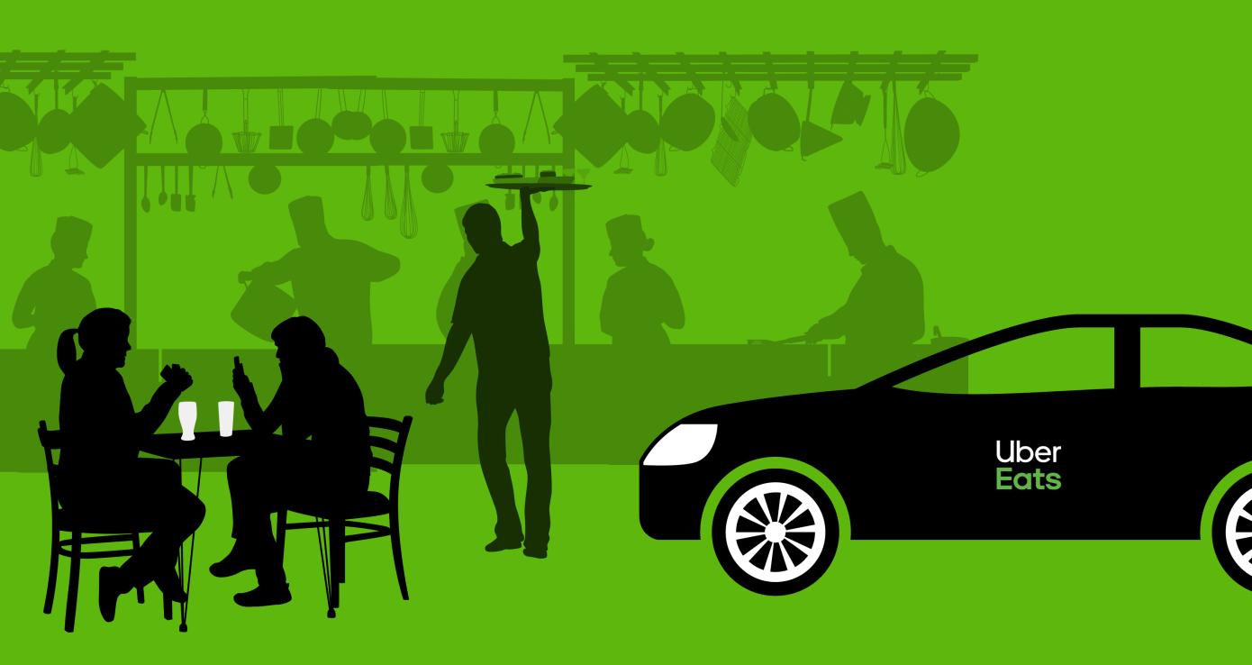 Uber Eats invade los restaurantes con la opción Dine-In