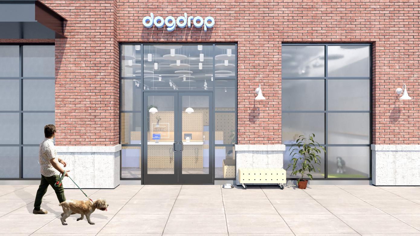 Dogdrop está lanzando una guardería para perros en Wag Hotels