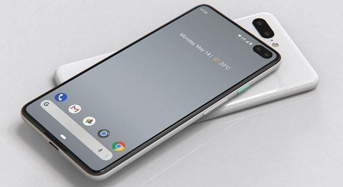 El smartphone de Google Pixel 4  tendrá control de movimiento y desbloqueo facial