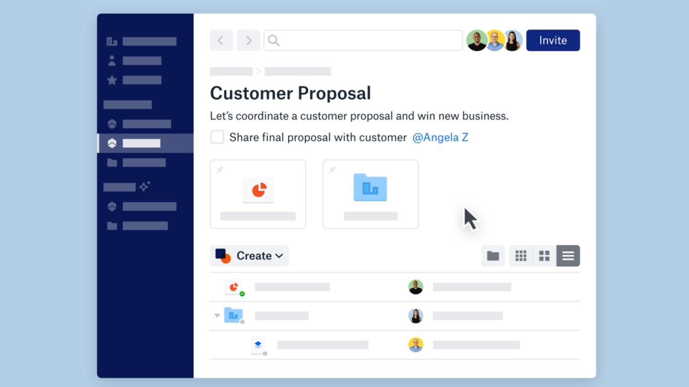 Dropbox comenzará a implementar su nueva aplicación de forma pública