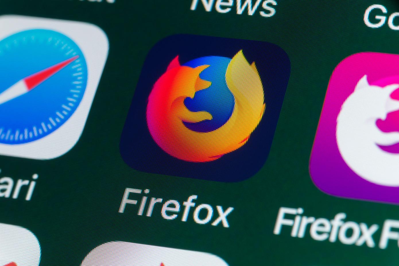 Firefox obtiene informes de privacidad personalizados