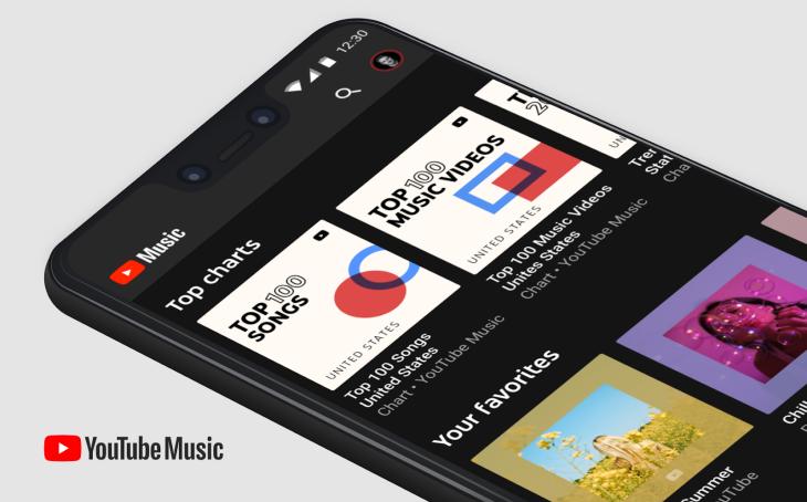 YouTube Music lanza tres nuevas listas de reproducción personalizadas