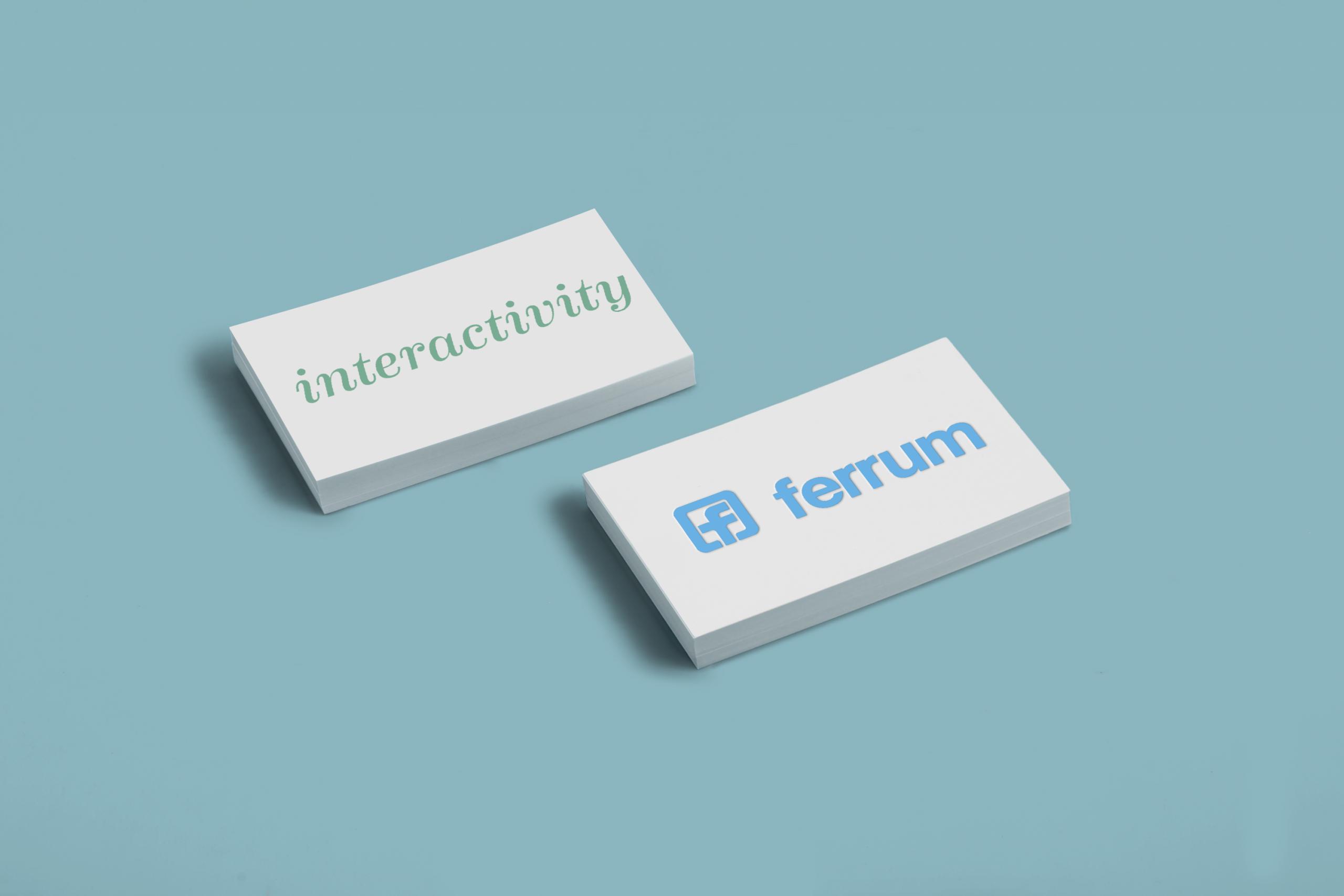 Ferrum, nuevo cliente de Interactivity