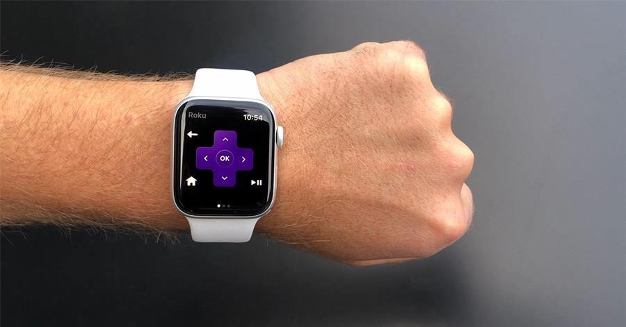 Roku pone un control remoto en su muñeca con la nueva aplicación Apple Watch