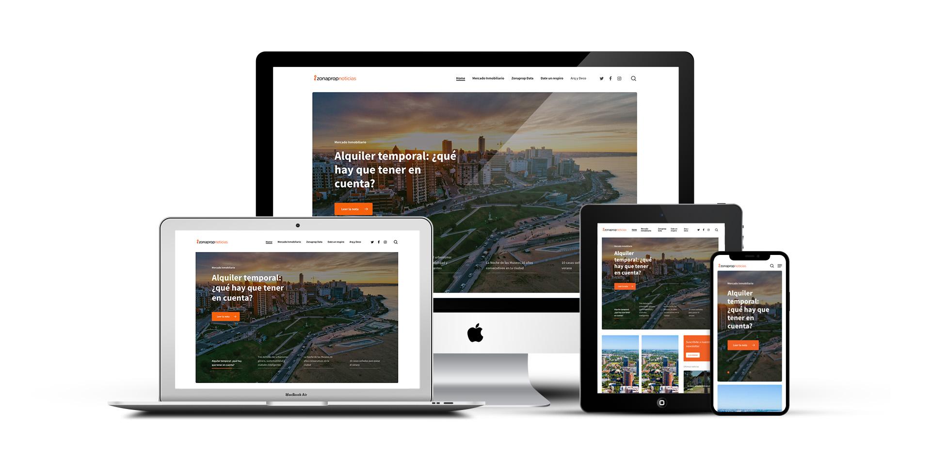 Zonaprop lanza su nuevo sitio de contenidos junto a Interactivity