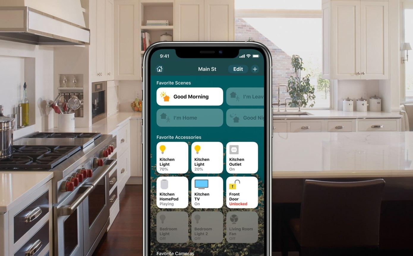 Apple lanza nuevas opciones para los accesorios HomeKit