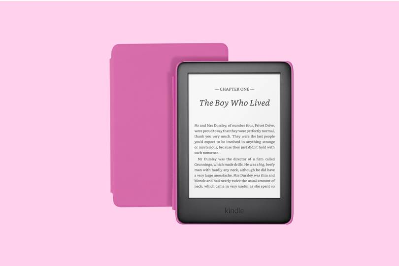Kindle Kids Edition de Amazon llega con novedades