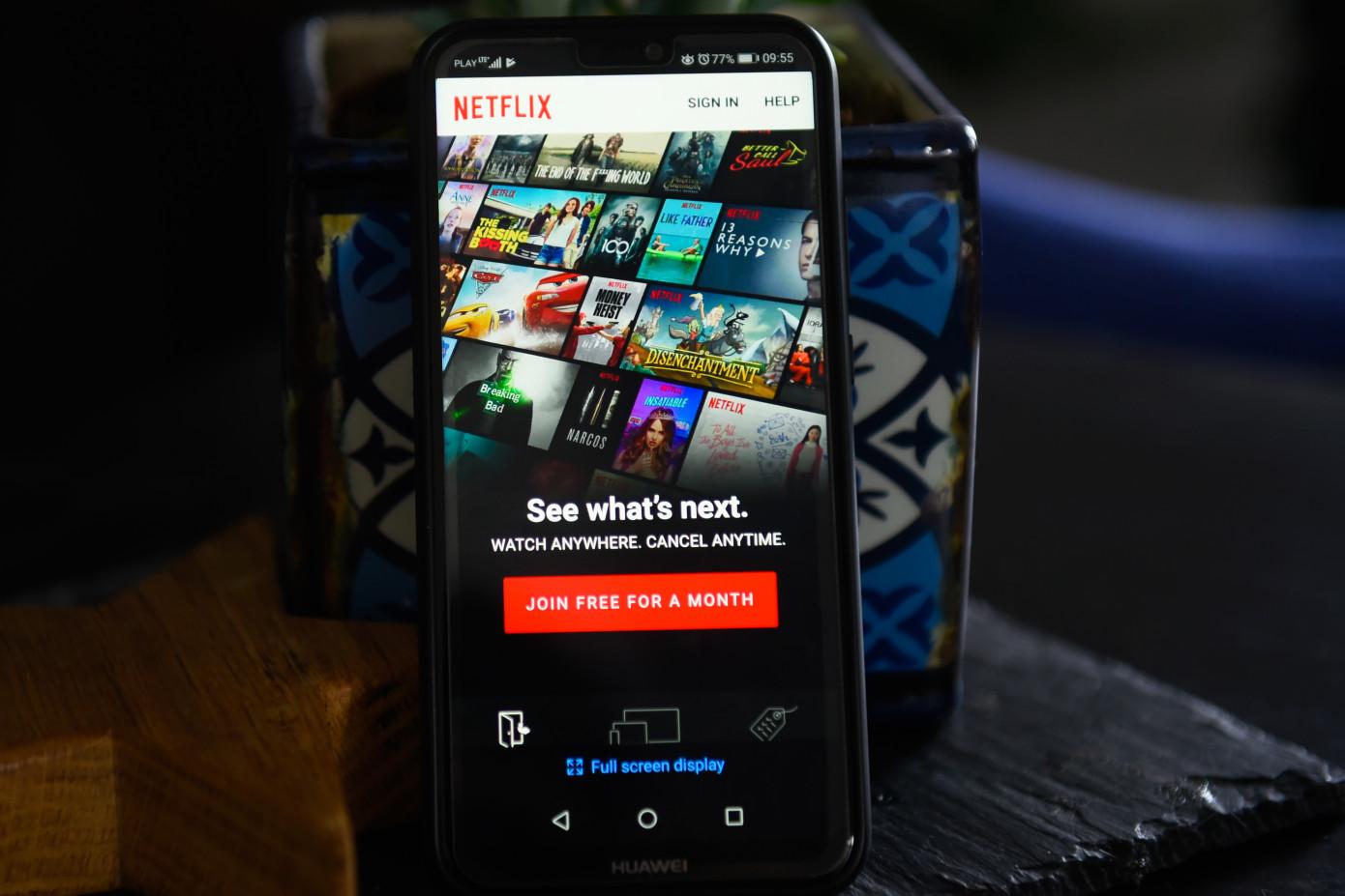 Netflix comienza a transmitir en AV1 en Android
