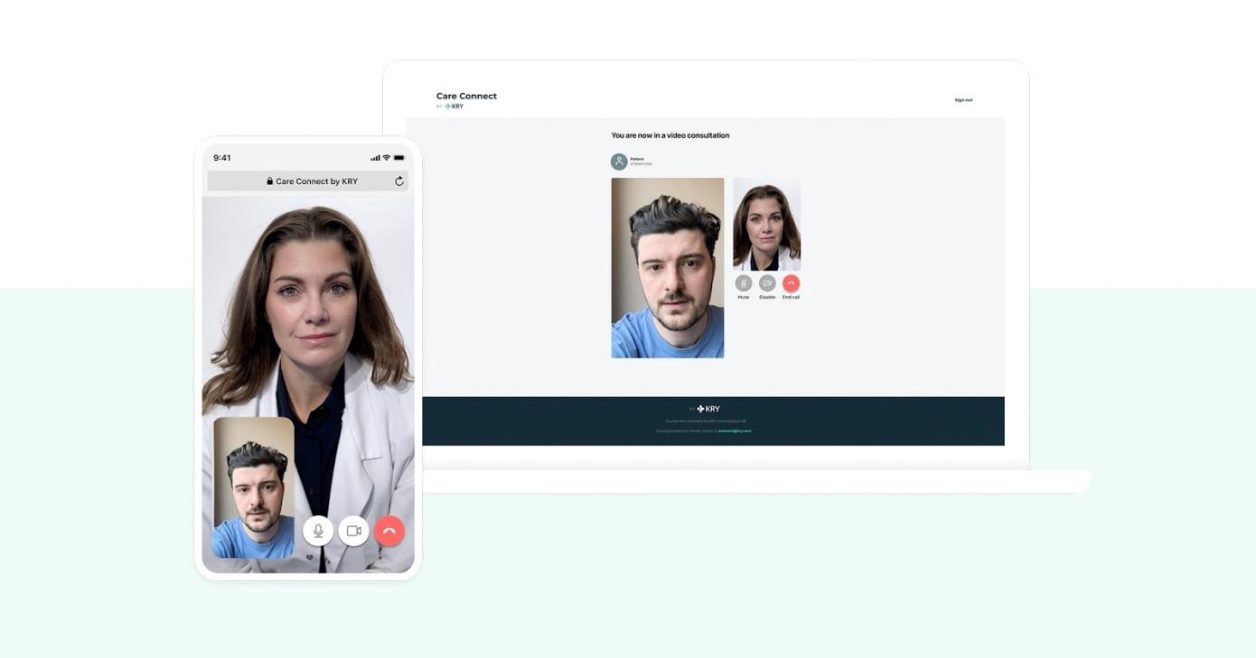 Kry lanza un servicio gratuito para que los médicos realicen consultas por video durante la crisis de COVID-19