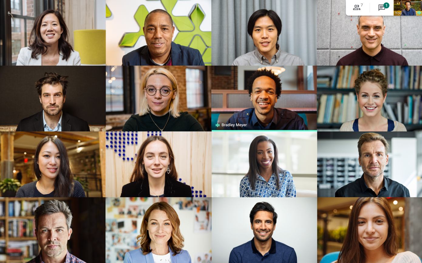 Google quiere transformar Meet gratis para todos