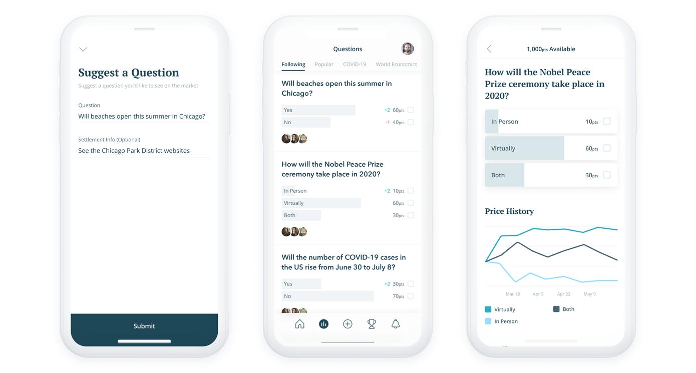 Facebook prueba Forecast, una aplicación para hacer predicciones sobre eventos mundiales como COVID-19