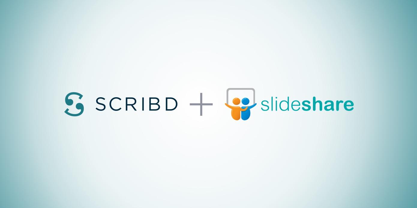 Scribd adquiere el servicio para compartir presentaciones SlideShare de LinkedIn