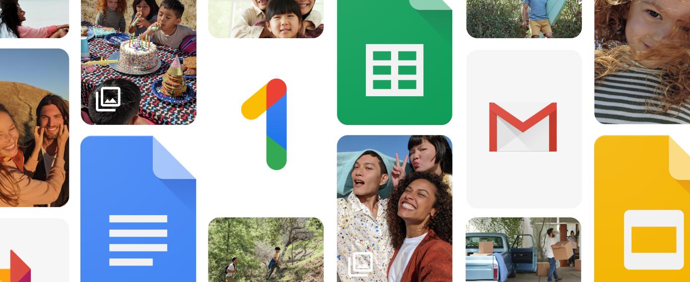 Google One ofrece copias de seguridad telefónicas gratuitas de hasta 15 GB en Android e iOS