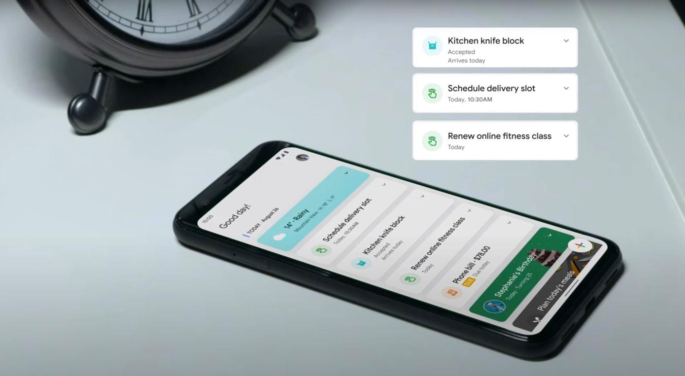 El Asistente de Google usa las búsquedas para hacer recomendaciones personalizadas