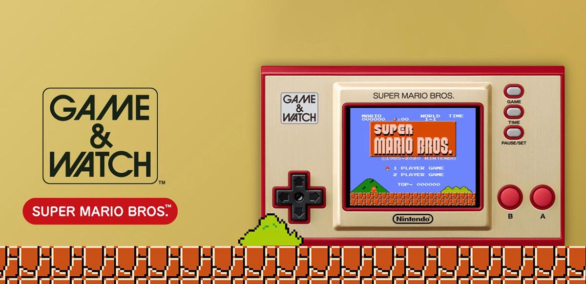 Nintendo moderniza su primer sistema de juegos portátil