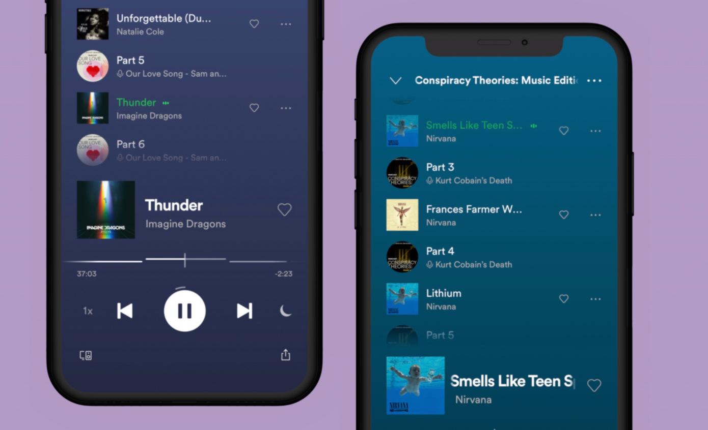 Spotify presenta un nuevo formato de música y audios, abierto a todos los creadores
