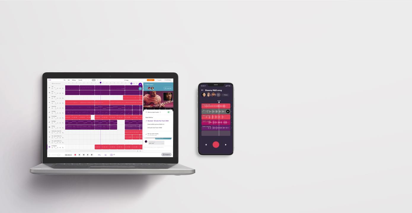 La nueva aplicación de captura Soundtrap de Spotify ofrece notas de voz colaborativas para los compositores