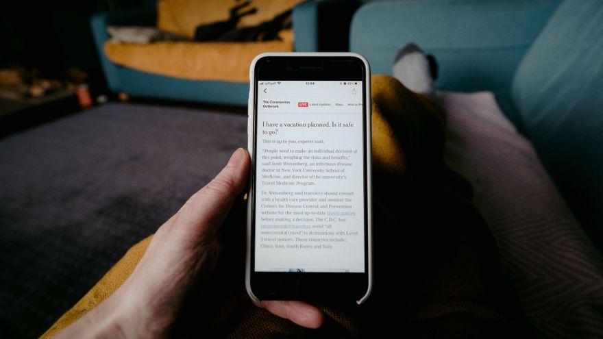 La diferencia entre lectores y paracaidistas en diarios digitales