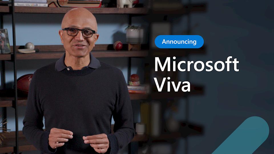 Microsoft lanza Viva, su nueva versión de la antigua intranet