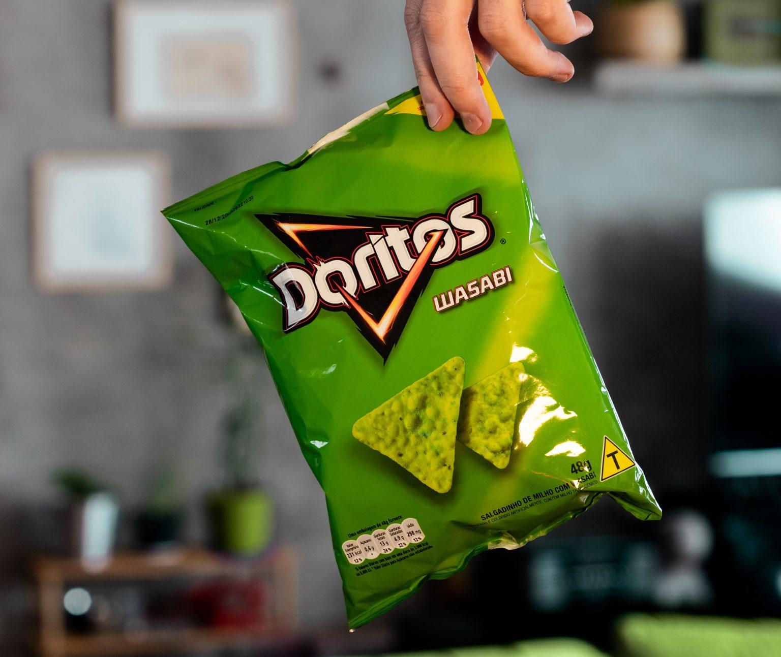 Doritos lanzó una campaña de realidad aumentada
