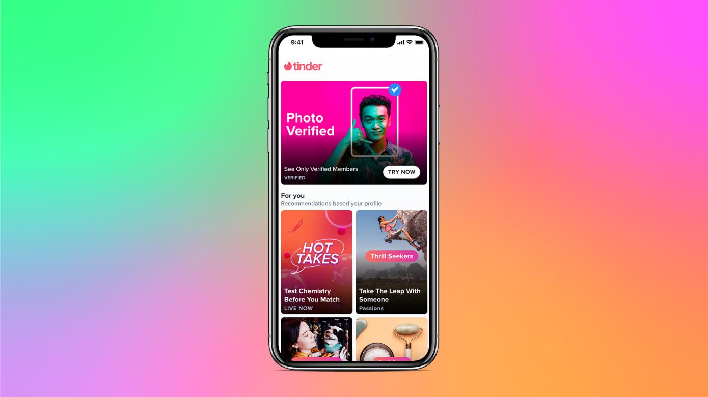 Tinder agrega un nuevo espacio para funciones sociales interactivas con el lanzamiento de Tinder Explore