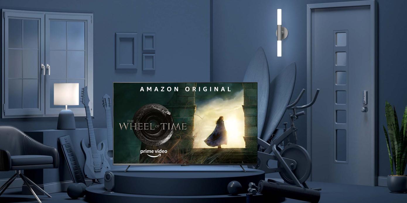 Amazon está lanzando sus propios televisores con Alexa incorporada
