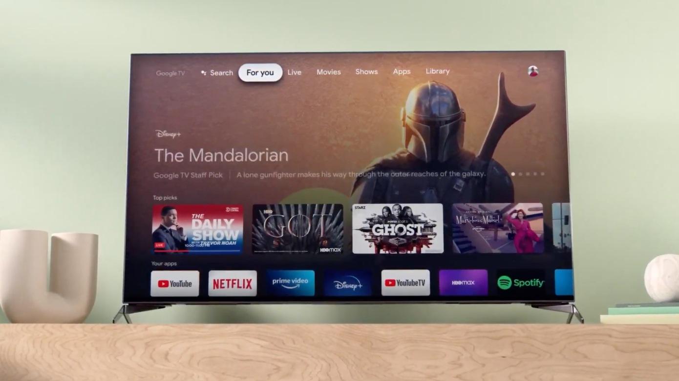 Google planea agregar canales gratuitos a su plataforma de Smart TV